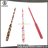 2016 unique design fashion printed floral fancy letter openers