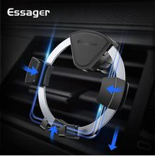 Essager Car <strong>Phone</strong> Holder For iPhone XS Max XR X Samsung Note 9 Holder for <strong>Phone</strong> in Car Air Vent Mount <strong>Mobile</strong> <strong>Phone</strong> Holder Stand