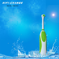 HQC-012 Best Selling Fashion Design Travel boyfriend high quality electronic tooth brush