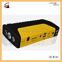 Thin Car Emergency Power bank, battery charger slim Mini Jump Starter 12v car jump starter Power Bank for Car Jump Start