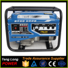 new type fuel less electric start with welding function 5kva 220v 50hz gasoline generator price good