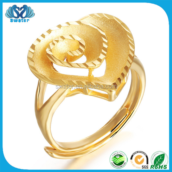 Alibaba Express 14K Gold Ring Mounting