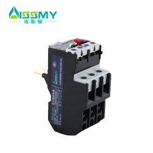 electric motor overload start protection relay