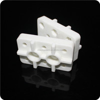 High quality insulating 6 poles steatite motor terminal blocks ceramic motor terminal board