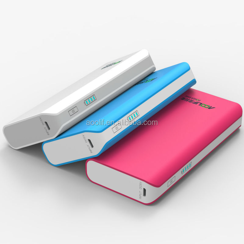 promotional power bank stress potability utility 8800mAh