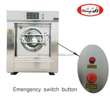 New condition big size industrial washing machine&100kg washer and extractor with stainless steel