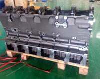 Inline 6 K19 Engine Cylinder Block 3088303 3044515 with High Quality
