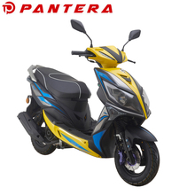 High Heat Dissipation Disc Brake 125cc Gasoline Scooter Made in China