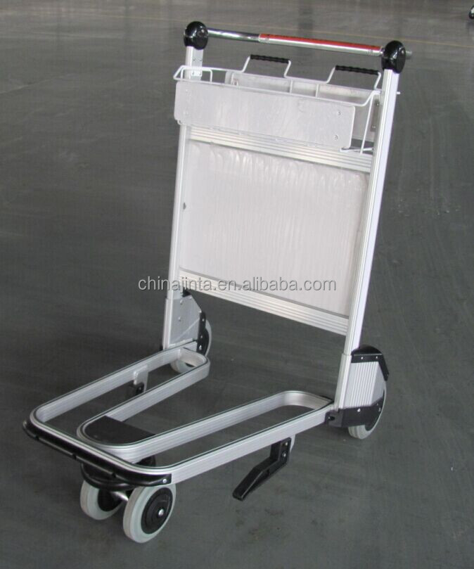 Airport Baggage Trolley