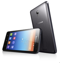 "S660 Original Lenovo 4.7"" MTK6582 RAM1G+ROM8G android 4.2 quad core techno mobile phone 3000mAh big battery"