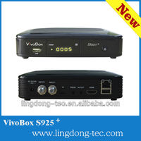 digital satellite receiver china Vivobox s925+ vivobox s926 PK azamerica s925 hd