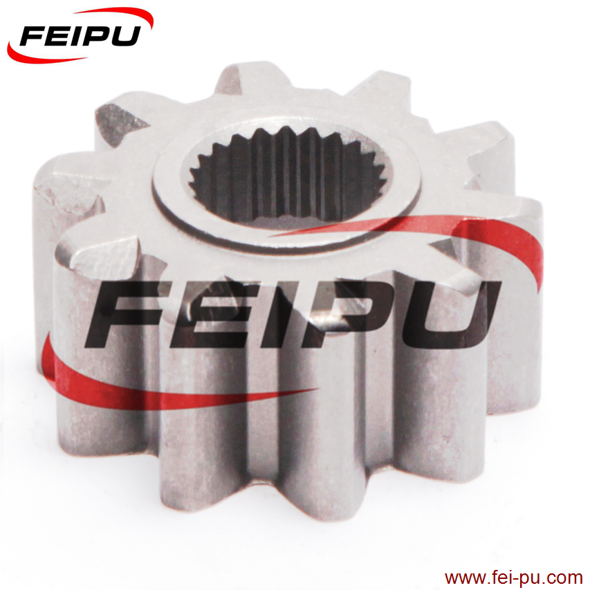 STARTER DRIVE PINION GEAR 10T CCW L=22.5MM