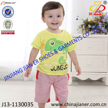 100% cotton baby clothes for summer fashion design baby garment