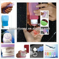 Essential Travel Size Refillable Bottles Containers/Travel Toothpaste Tube