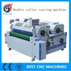 Automatic roller coating machine for uv coating line