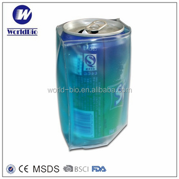 PVC Can Cooler for sprite
