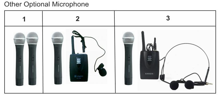 NOUVEAU Pyle PWMA850UFM 400 W Portable PA Système Haut-Parleur avec USB/SD Lecteurs FM/AUX