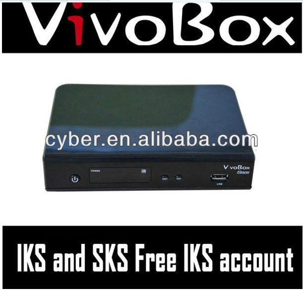 internet sharing satellite receiver vivo box s926, azclass s926 with free iks account for nagra 3 decoder