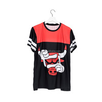 China Suppliers Hot Sale Digital Print Bulls66 Custom T-Shirt Printing Machine