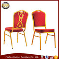 Top grade steel banquet chair for sale used hall chair wedding chair factory price