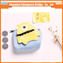 cheap wholesale high quality polyester fabric coin purse
