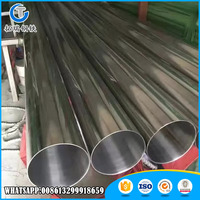 ASTM A312 304 316 stainless steel pipe for heat exchange tube