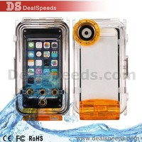 WP-i5 40m 130feet Waterproof Photo Housing Underwater Case for iPhone 5/5S