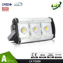 commercial outdoor 200w led flood light led replacement of 400w hps