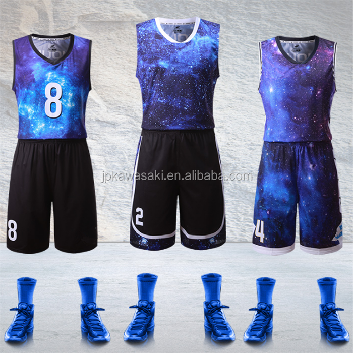 High quality 100% healthy fabric unique custom philippines designs basketball jersey