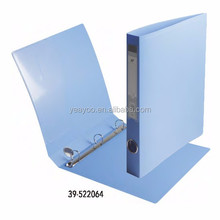 plastic file folder,new design wallets,pp and pvc lever arch file