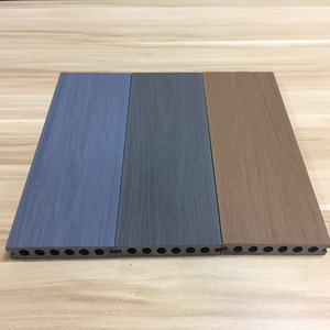 China good outdoor WPC diy decking floor