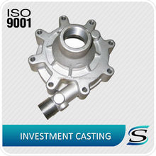 stainless steel pump bodies of precision casting