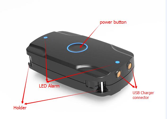 Blocker car   Portable Powerful All GPS signals Jammer Antenna (3pcs)