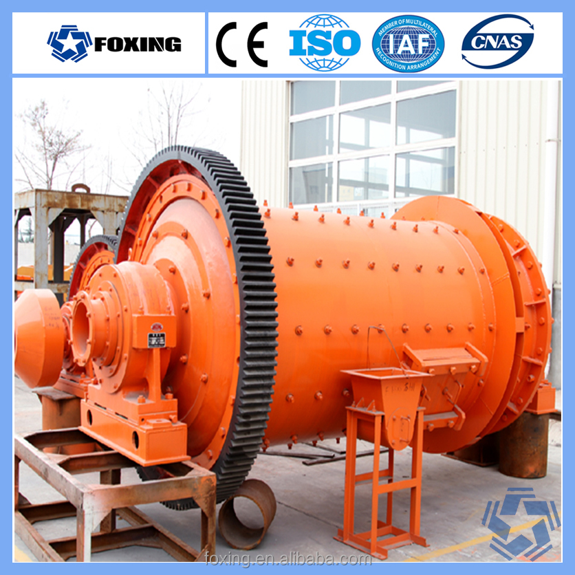 Fine Final Powder Glass Grinding Machine Glass Ball Mill for Sale