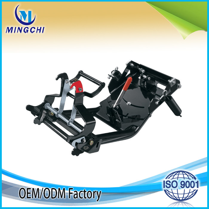 Customized ATV assemble parts ATV structure stand ATV parts from Taiwan
