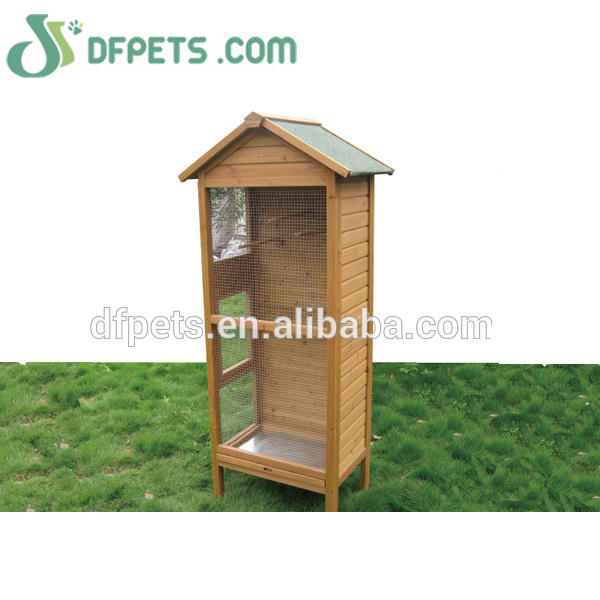 Chinese wooden pigeons bird house wholesale DFB010