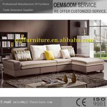 Designer stylish updated modern fabric sofas