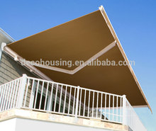 Manufacturer uv door awning used business awnings