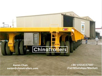 Heavy Self Propelled Shipyard Transporter - Chinatrailers