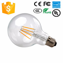 Express Low Price 8w 800lm G80 E27 LED Filament Dimmable Bulb
