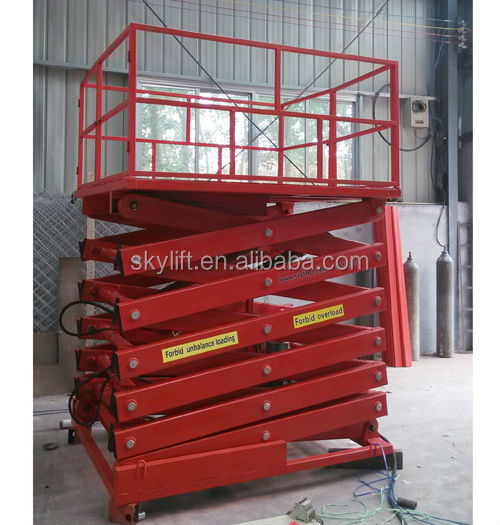 motorcycle hydraulic lift table