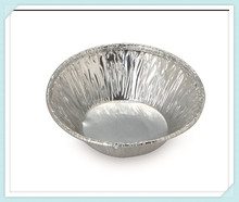free sample household cooking aluminum foil container for egg tart cups