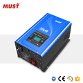 MUST low frequency 12v 110v 3000watt solar power inverter with charger