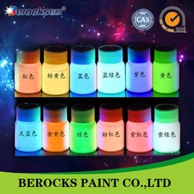 Multi-color Superior quality Glow in the dark Acrylic Paint Manufacturers