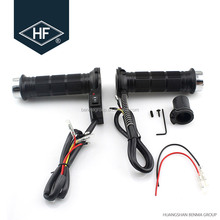 12V heatted motorcycle handle grips for warm winter