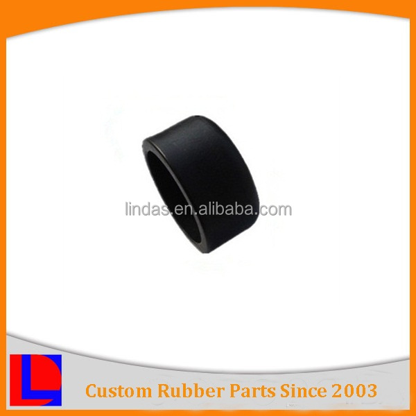 good quality low price cheap customized various rubber pipe end cap