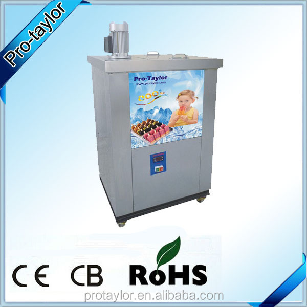 Low investment small ice popsicle machine