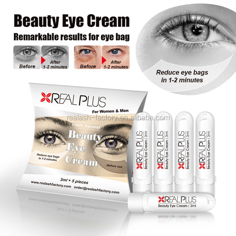 OEM / ODM Private Brand Instant Action Reduce Eye Fat Eye Cream For Dark Circles Suitable For Pregnant