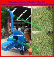 cattle food hay chopping machine