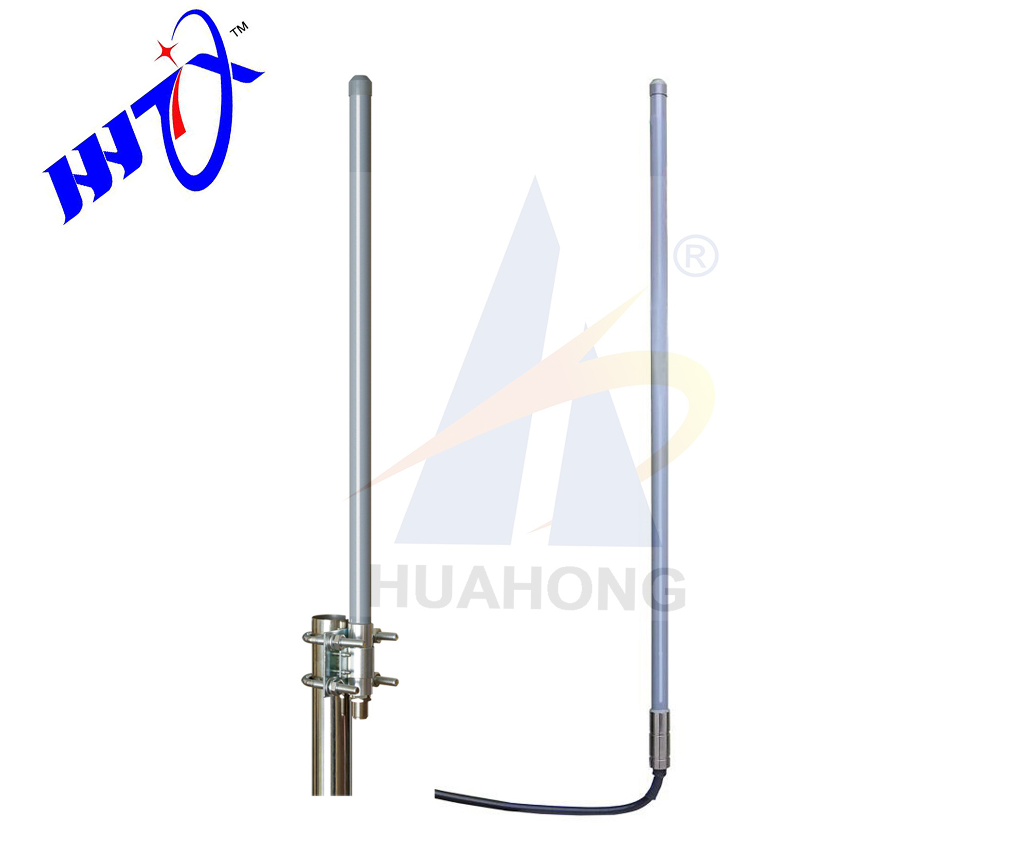 Outdoor Wifi 2.4G 2400-2500mhz High gain 12db base <strong>antenna</strong> with small connector
